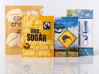 sugar sachets products